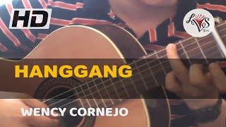 Hanggang - Wency Cornejo (solo Guitar Cover)