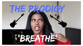 Gambar cover The Prodigy - 'Breathe'   (***REACTION***)
