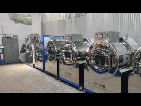 Horizontal Industrial Washing Machine