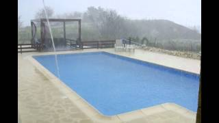 preview picture of video 'First rain in four and a half months - Polemi, Cyprus'