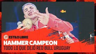 ➡️ HAMMER CAMPEÓN de RED BULL URUGUAY 2021 | RESUMEN