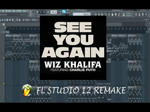 Wiz Khalifa - See You Again ft. Charlie Puth (Piano Remake) FREE FLP DOWNLOAD