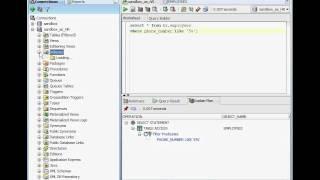 Oracle Indexes - Beginner
