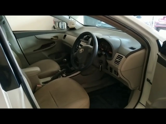 Toyota Corolla XLi VVTi 2010 for Sale in Lahore