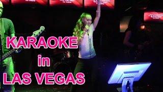 ROCKHOUSE Karaoke in Las Vegas (Marriage)