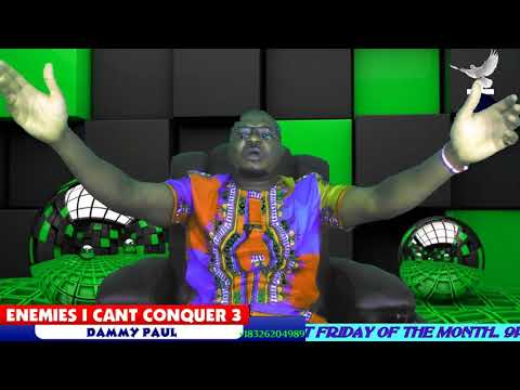 Fight For Me Oh God Of Israel Day 3 With Prophet Dammy Paul.. Subscribe To Our Channel