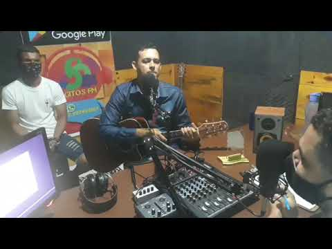 RADIO AGITOS RECEBE RENATO CANTOR