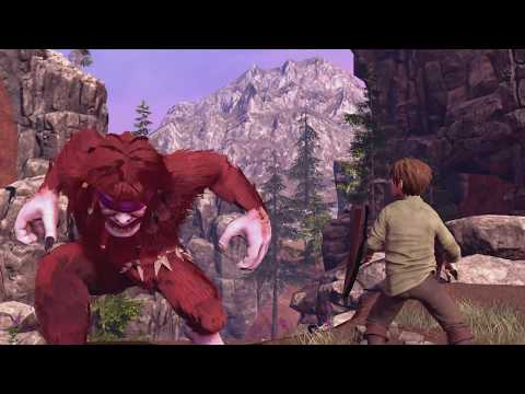 Beast Quest Console Game – Features Trailer thumbnail