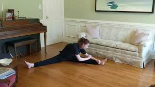 Warm up and Stretch with Anna