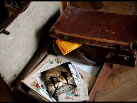 An Old Suitcase Filled With Yesteryears