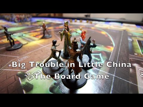 Big Trouble in Little China : Everything Epic