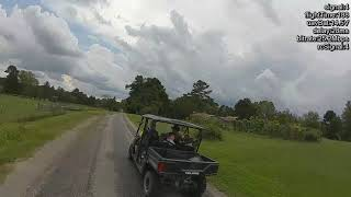 Chase video of ATV with a my 3 inch DJI FPV quad for about 1.5 miles.