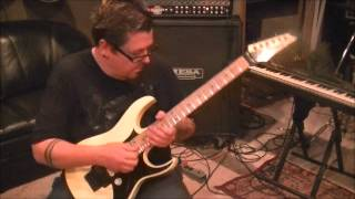 How to play Lie To Me by 12 Stones on guitar by Mike Gross
