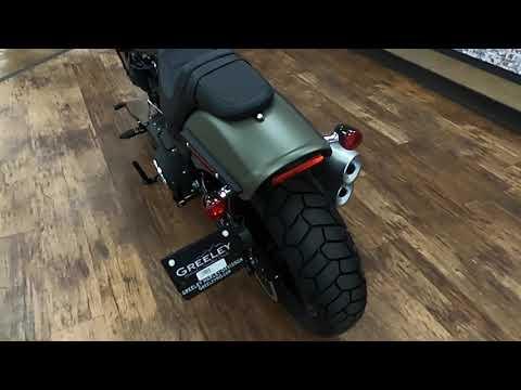 2021 Harley-Davidson Softail Fat Bob 114
