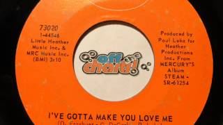 Steam - I've Gotta Make You Love Me ■ 45 RPM 1970 ■ OffTheCharts365