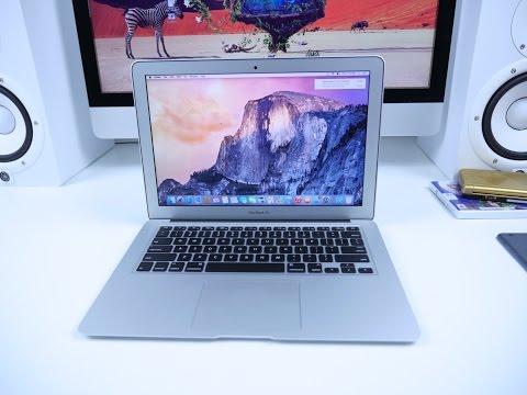 Macbook Air 2015 REVIEW