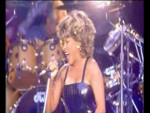 Tina Turner - A fool in love (live)