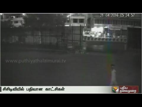 Koyambedu-DMDK-office-attack-Police-arrest-one-person