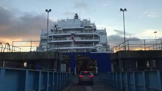 DFDS Commodore Deluxe cabin tour