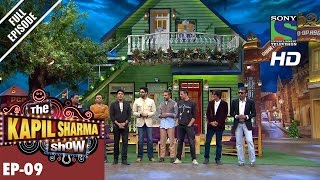 The Kapil Sharma Show  दी कपिल शर्मा शोEpisode 9Housefull Of Masti Continues –21st May 2016