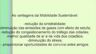 Mobilidade Sustentável em Rio Tinto