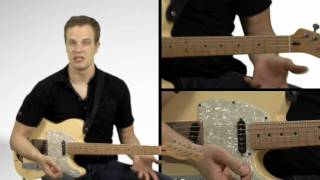 How Guitar Chords Are Made - Guitar Lessons
