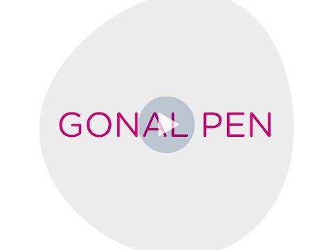 Gonal Pen pour la stimulation de la croissance folliculaire