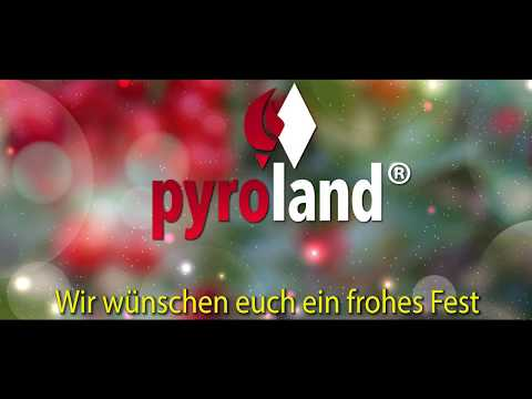 Früher war ja mehr Lametta | Weihnachtsbaum schmücken im Pyroland-Style!