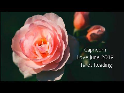 Capricorn June 2019 // Venus Blesses You // Love Tarot Reading - Thủ