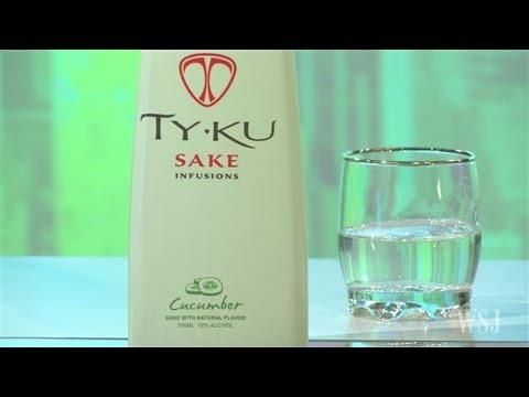 TY KU Cucumber Sake: Sake Gets a Makeover