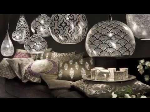 Arabische lampen, elke lamp uniek en met de hand gemaakt
