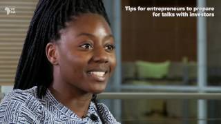 Tips for entrepreneurs to prepare for talks with investors