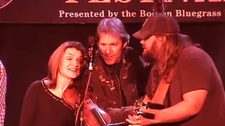 "The Steeldrivers with Chris Stapleton ""The Reckless Side Of Me"" 2/16/08 Framingham, MA"