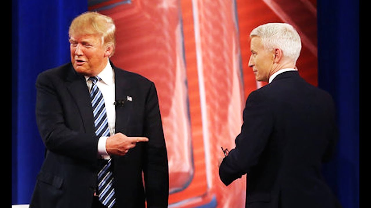 Who Does America Trust More: CNN Or Trump? thumbnail