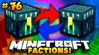 """Minecraft FACTIONS VERSUS """"REVERSE LEGENDARY BATTLE!"""" #76 w/ PrestonPlayz & MrWoofless"""