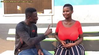 KWAKU MANU AGGRESSIVE INTERVIEW WITH PAMELA WATARA
