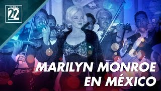 Marilyn Monroe en México