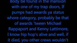 Eminem- Shady Cypher 2.0 (w/ lyrics)