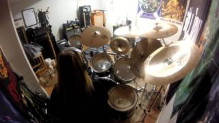 Evergrey - Watching The Skies Drum Cover
