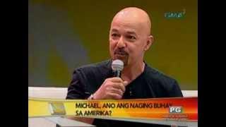 SC: Michael de Mesa, nagbalik na sa bansa
