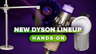 Dyson V11 Torque Drive and Lightcycle hands-on