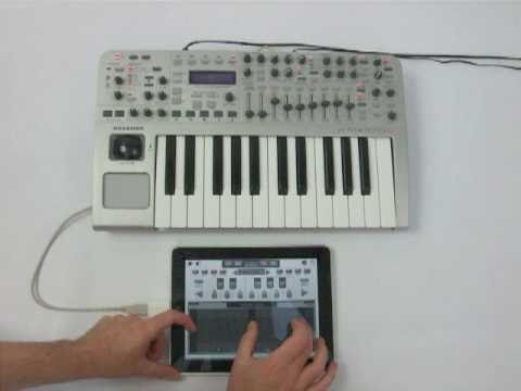 How To Connect Your iPad To Your iPhone With MIDI – Synthtopia