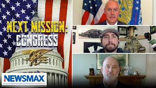 Navy Seals take on a new mission: Congress