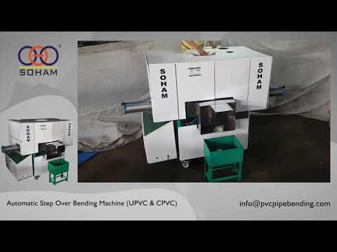 Plumbing PVC Pipe Bending Machine