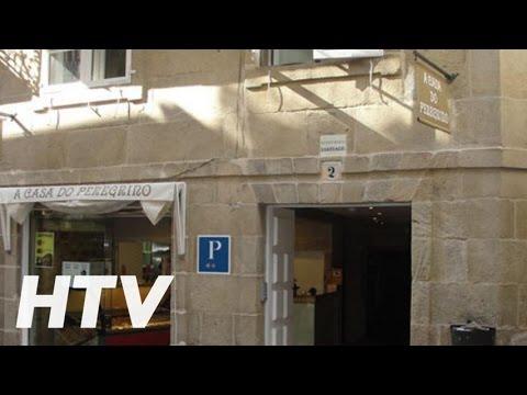 Pensión A Casa do Peregrino en Santiago de Compostela