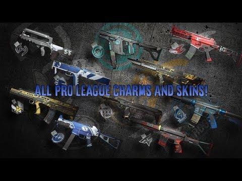 Rainbow Six: Siege - Charms Nuevos (TTS) - смотреть онлайн