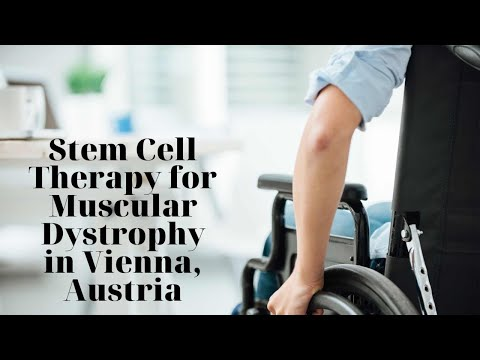 Affordable Package for Stem Cell Therapy for Muscular Dystrophy in Vienna, Austria
