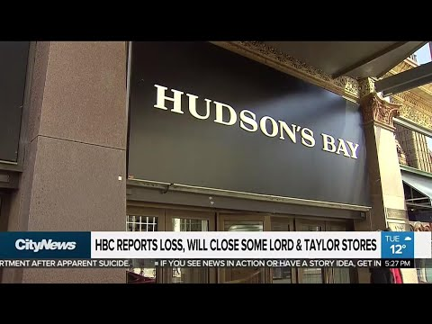 Hudson's Bay reports loss, Egypt creates $1B museum