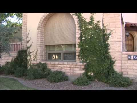 Tucson Motorized Exterior Rolling Shutters