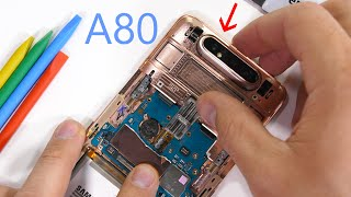 Samsung Galaxy A80 Flippy Camera Teardown - How does it work?